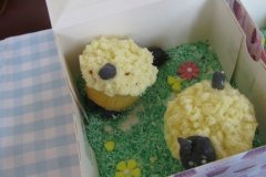 Easter Cupcake Competition